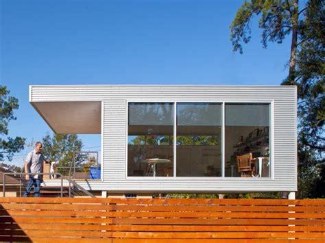 Home Design Addition Ideas by Mid Century Modern Prefab Addition Hgtv