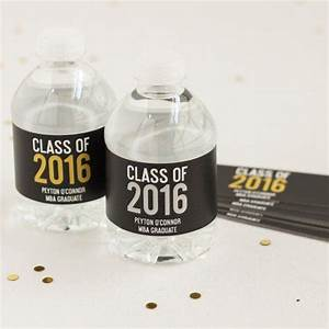 water bottles bottle and mini champagne on pinterest With custom mini water bottle labels