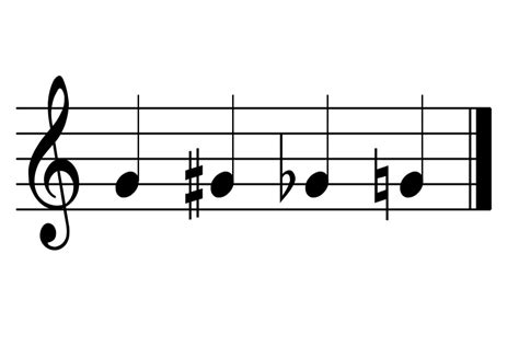 In music, an accidental is a note of a pitch (or pitch class) that is not a member of the scale or mode indicated by the most recently applied key signature. Music Notation: Accidentals (Sharps, Flats, & Naturals) - Piano-ology