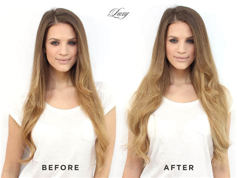 Brown To Hair Before And After Photos by Po綣ywienie Naturalnym Kosmetykiem
