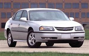 Used 2003 Chevrolet Impala Pricing