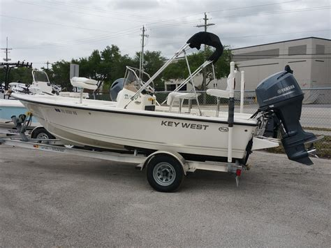 Used Key West Bay Boats For Sale by Used Key West Boats For Sale 10 Boats