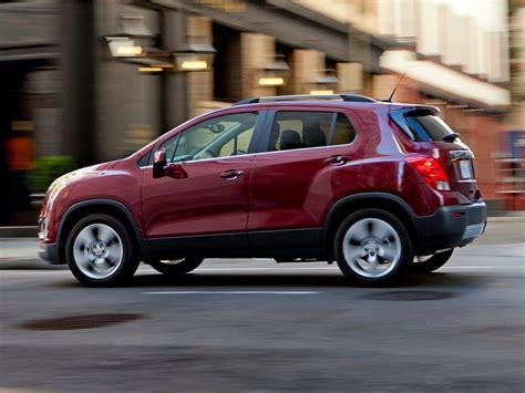 2018 Chevrolet Trax Price And Engine Noorcarscom