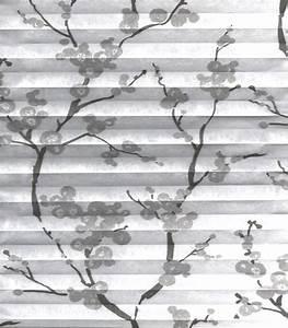 Plissee Weiss Mit Muster : sensuna plissee virtuoso ~ Frokenaadalensverden.com Haus und Dekorationen