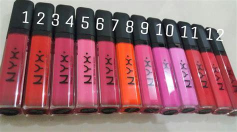 Harga Lipstik Matte Merk Nyx harga lipstik matte me daftar harga lipstik terbaru