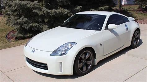 2007 Nissan 350z Review