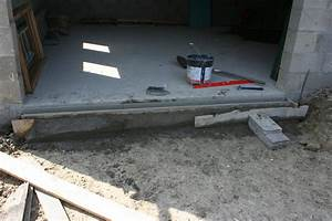 faire une dalle beton garage idees de decoration With dosage beton pour dalle garage