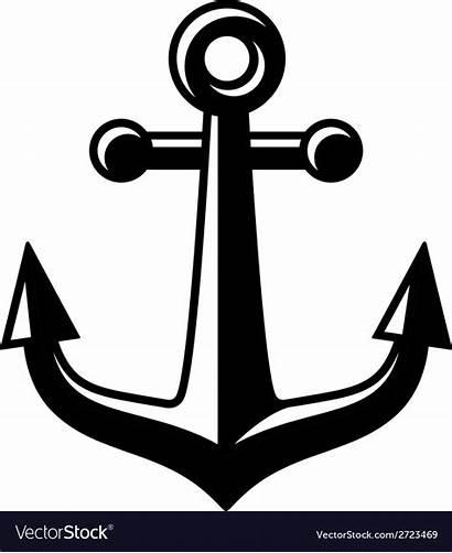 Anchor Symbol Vector Royalty Vectors Vectorstock License
