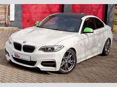 KW BMW 2er Coupé GewindeFahrwerk für M235i und andere F22
