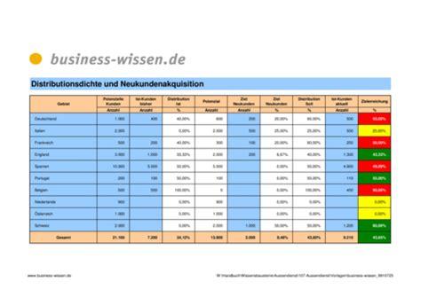 vertriebsplanung mit excel dokumenten paket business