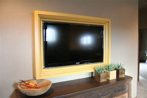 tv frame ideas    personalize  home