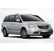New Lancia Grand Voyager Minivan Is A Rebadged Chrysler