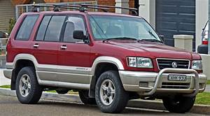 Holden Jackaroo 4jx1 Workshop Manual