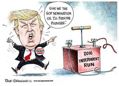 Funny Cartoons Of Donald Trump