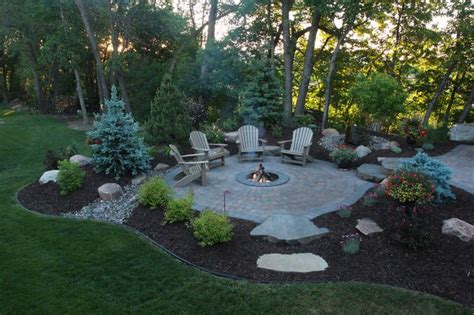 landscape with pit 10 diy fire pits you need in your yard backyards design and landscapes