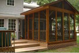 Screened In Porch Plans Screened In Porches How To Build A Screened Screen Porch With Slab Foundation The Screened Porch And Deck The Dynamic Duo Screened Porch Stuff For Holly Pinterest