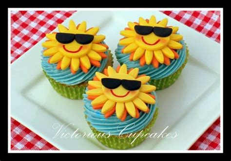 Sunshine Cupcakes  Cake It To The Max
