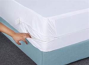 premium zippered waterproof mattress encasement bed bug With bed bug sheet cover