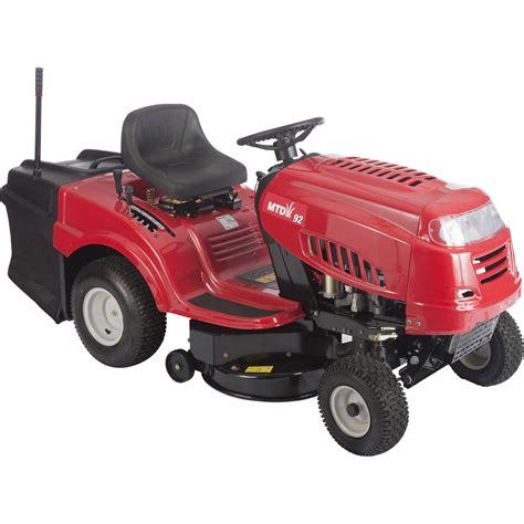 Tracteur Tondeuse Leroy Merlin Autoport 233 E Ejection Arri 232 Re Mtd 92 Thorx 420 Cm 179 L 92 Cm Leroy Merlin