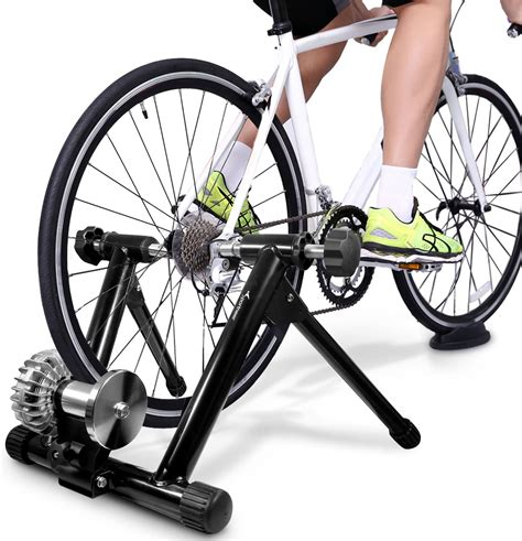 Best Indoor Bike Trainer Exercise Stand Reviews 2020 ...
