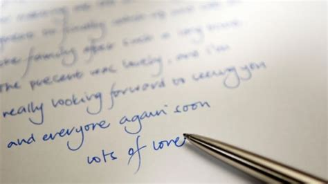 lost art  letter writing learnenglish teens