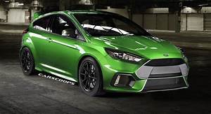 Ford Focus 3 Rs : ford focus rs three door rendered the rs we actually wanted ~ Dallasstarsshop.com Idées de Décoration
