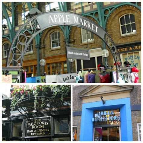Discovering London  Covent Garden  London Perfect