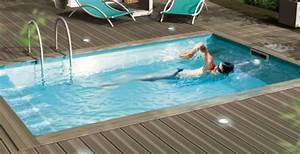 Tarif Piscine Enterrée : frisch mini piscine coque 10m2 hors sol sur mesure tarif ~ Premium-room.com Idées de Décoration