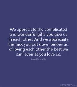 We Appreciate You Quotes