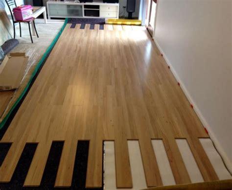 Foam VS Felt Laminate Floating Floor Underlay