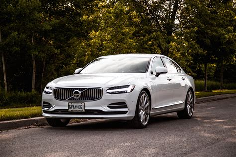 Volvo S90 T8 by Review 2018 Volvo S90 T8 Inscription Car