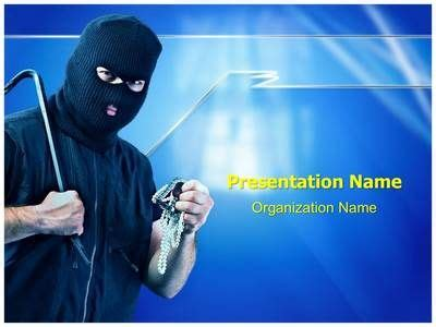 Protection through the policy can cover cash, assets, merchandise, or other property loss when someone perpetrates fraud. Thief Burglar Stealing Powerpoint Template is one of the best PowerPoint templates by ...