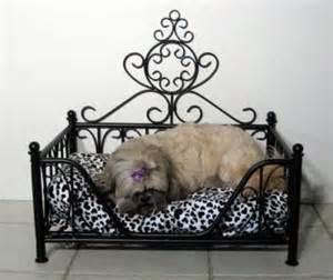 fancy cat beds fancy bed cat pet wrought iron black crown ebay