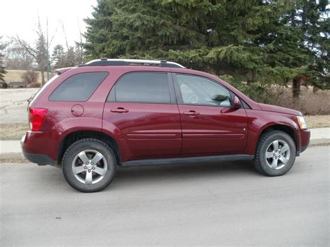 2009 Pontiac Torrent Suv With Two Sets Of Tires Reduced