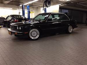 1986 Bmw 325e Coupe On Coils W   Extras