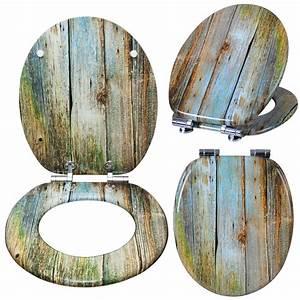 Wc Sitz Mit Absenkautomatik Holz : wc sitz toilettensitz toilettendeckel mdf holz absenkautomatik deckel ws2649 ebay ~ Bigdaddyawards.com Haus und Dekorationen