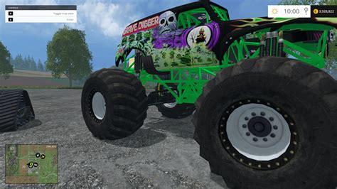 monster trucks show 2015 monster truck fans 2015 part2 fs15 farming simulator