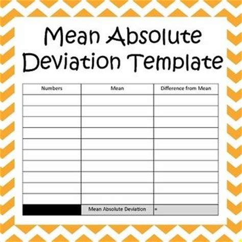 All Worksheets » Mean Absolute Deviation Worksheets  Printable Worksheets Guide For Children