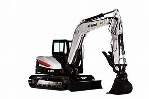 Bobcat E85 Compact Excavator - For Sale in KS and OK ...
