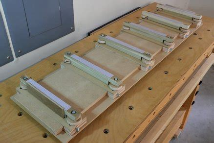 planer sled  face jointing wide boards  ron