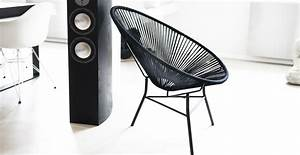 Fauteuil Jardin Design : fauteuil de jardin rond douceur de vivre westwing ~ Preciouscoupons.com Idées de Décoration