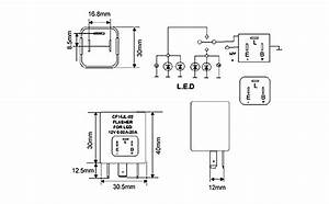 Led Flasher Relay Wiring Diagram