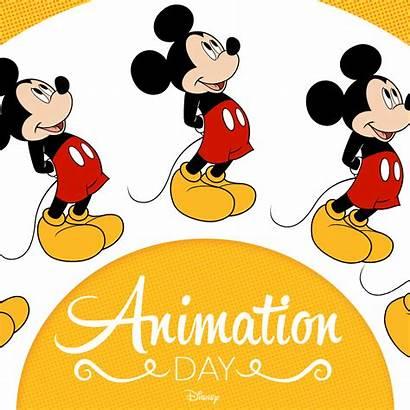 Mickey Mouse Disney Animation Walt Gifs Anime