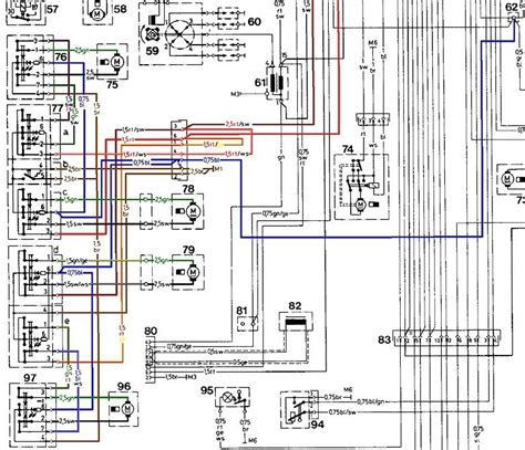 Mercede E280 Wiring Diagram by Window Switch Illumination