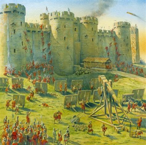 siege on castle steve 17 best images about historic illustration steven noon on