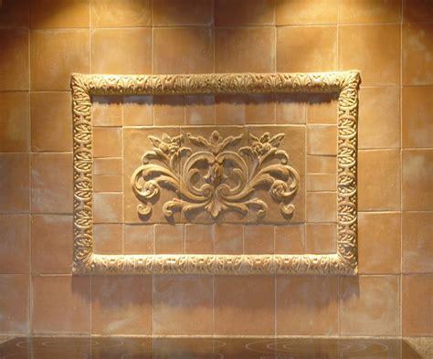 decorative ceramic tile inserts with backsplash sstone