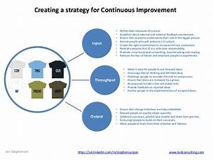 Creating A Strategy For Continuous Improvement