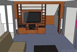 Raumteiler Mit Fernseher : tv trennwand das beste aus wohndesign und m bel inspiration ~ Sanjose-hotels-ca.com Haus und Dekorationen