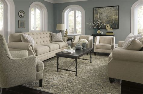 Upholstery Living Room Furniture by Kieran Living Room Set From 4400038