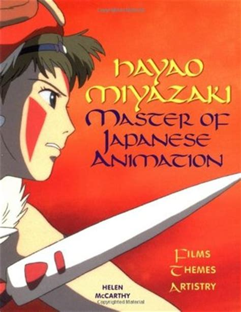 hayao miyazaki master  japanese animation  helen mccarthy reviews discussion bookclubs